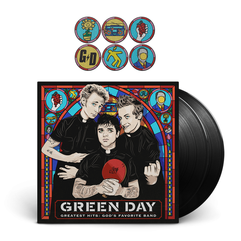 green day greatest hits album download