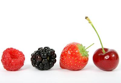 Cara menghilangkan bekas cacar air dengan Makan makanan bergizi dan sehat
