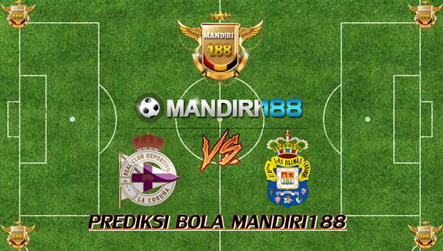 AGEN BOLA - Prediksi Deportivo La Coruna vs Las Palmas 17 Maret 2018