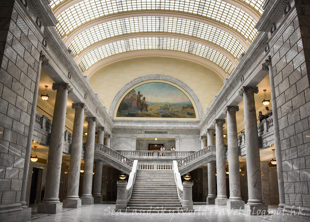 猶他州議會大厦, utah state capitol