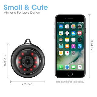 mini ip camera wireless Q1