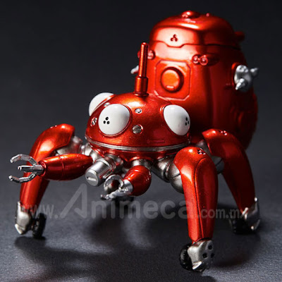 Figura Tachikoma Diecast Collection 02 Tachikoma Red Ghost in the Shell S.A.C.