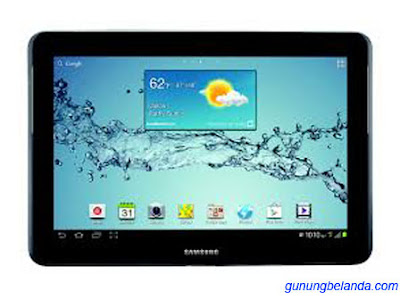 Cara Flashing Firmware Samsung Galaxy Tab 4 10.1 (3G) SM-T531