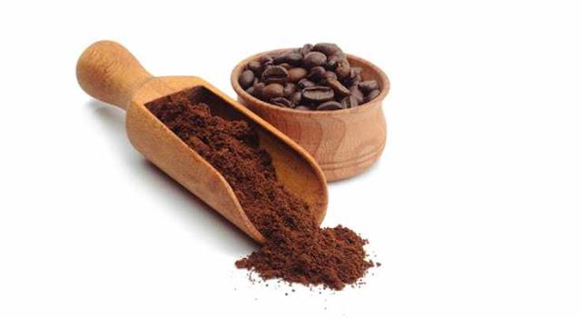 Cara menghilangkan komedo menggunakan kopi
