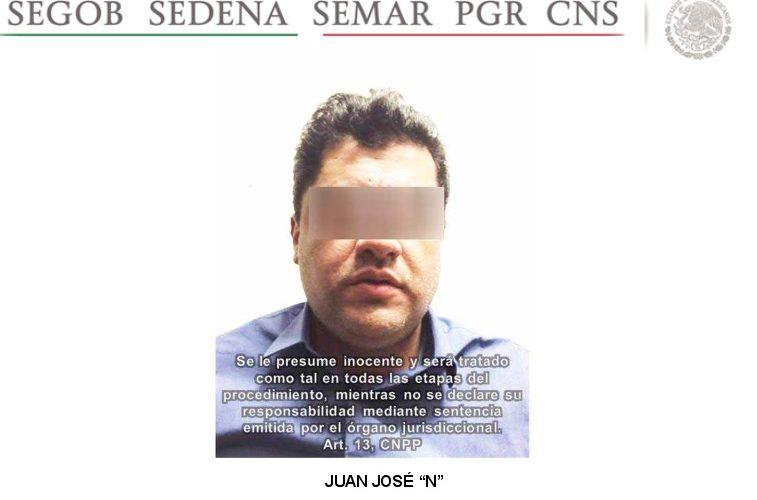"Se fuga Juan José Esparragoza Monzón Hijo de ""El Azul""del penal iba a ser extraditado"