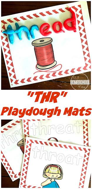 thr-words-playdough-mats