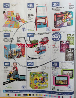 Toys R Us Flyer October 13 – 19, 2017