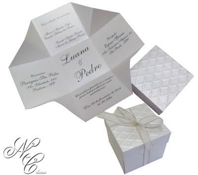 4-convite de casamento personalizado na caixinha