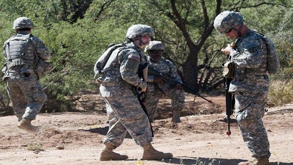 Ordenan retiro de tropas de la frontera entre EE.UU. y México