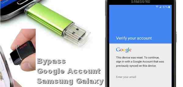 bypass google account via OTG
