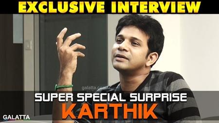 Singer Karthik's Super Special Surprise For Music Directors and Singers | Ondraga Originals