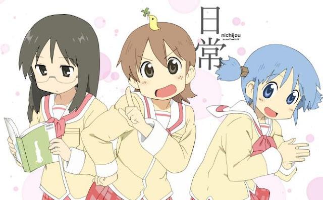 Nichijou - Best Anime Like Hinamatsuri (Hina Festival)