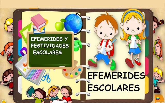 festividades,material,didactico,efemerides,escolar