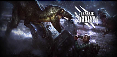 Jurassic Survival MOD APK Unlimited Money 1.1.0
