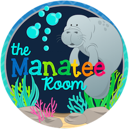 grab button for The Manatee Room