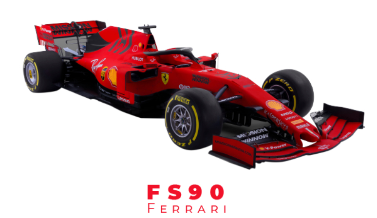 Foto nuova Ferrari SF90. Test di Barcellona in diretta streaming su Sky Sport F1.