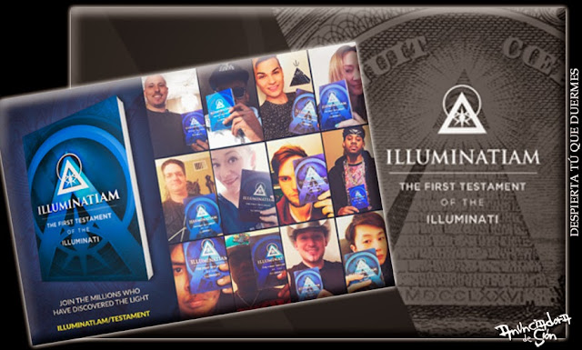 ILLUMINATIAM FIRST TESTAMENT