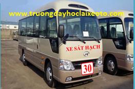 Khóa học lái xe ô tô chở người từ 9 chỗ đến trên 45 chỗ hạng D và E chất lượng tại Hà Nội