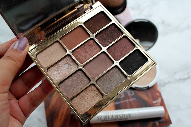 Stila Eyes Are The Window Palette in Soul Review