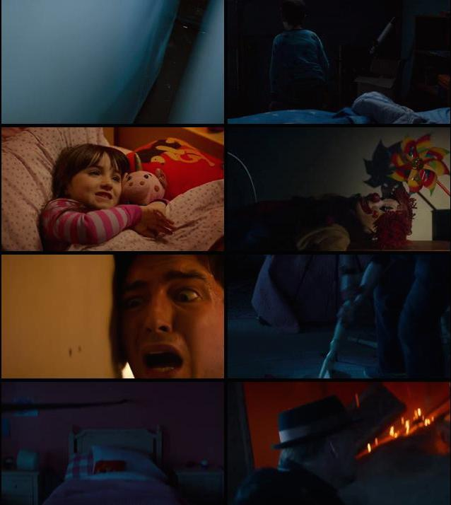 Poltergeist 2015 Extended Dual Audio HDRip 720p