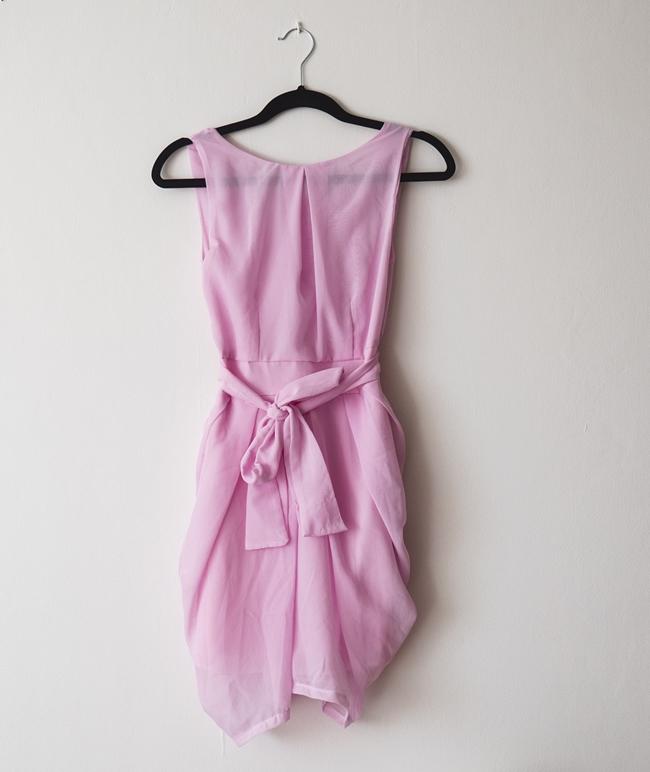 sukienka z SH