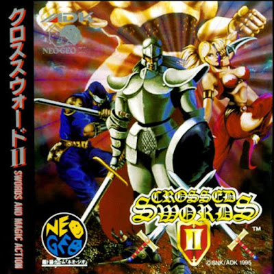 Review - Crossed Swords II - Neo Geo CD