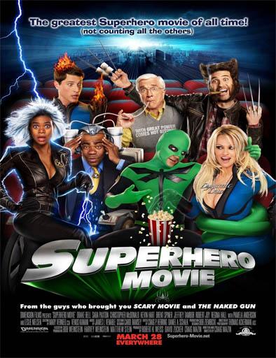 Ver Superhero Movie (2008) Online