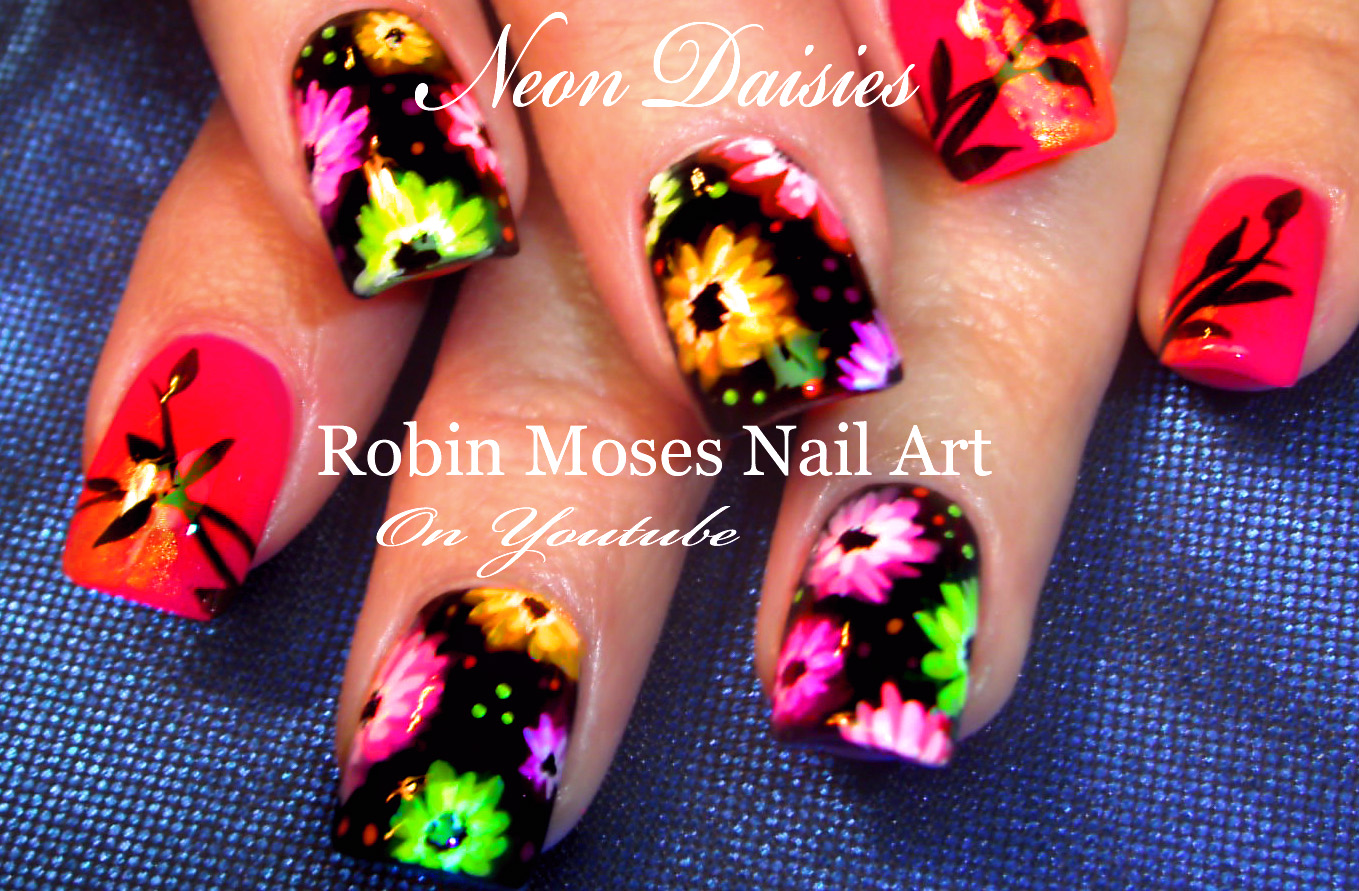 Nail Art by Robin Moses: July 2016