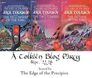 The 7th Annual Tolkien Blog Party!