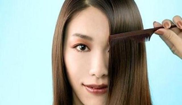 Perawatan rambut smoothing
