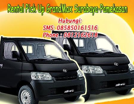 Sewa Pick up Grandamax Surabaya-Pamekasan