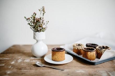 Kaffee im Cookie Cup | Ein LAPÂTISSERIE Rezept präsentiert von NESPRESSO