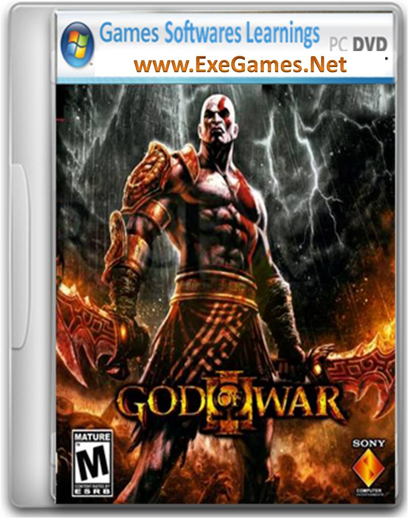 God of War 3 Free Download PC Game Full Version