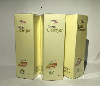 harga collagen facial cleanser nasa