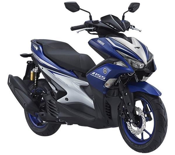 Yamaha Aerox 155 VVA Versi R