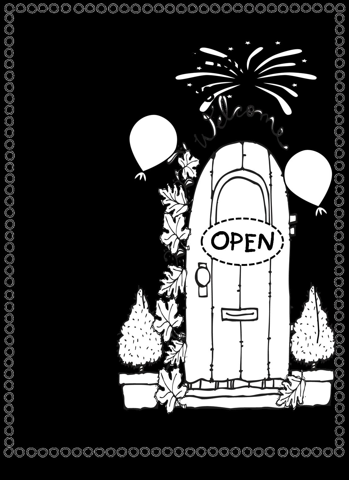 First Grade Wow: Open Door Words- Oh MY!