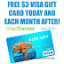 Earn a $3 Visa Gift Card in 2 minutes