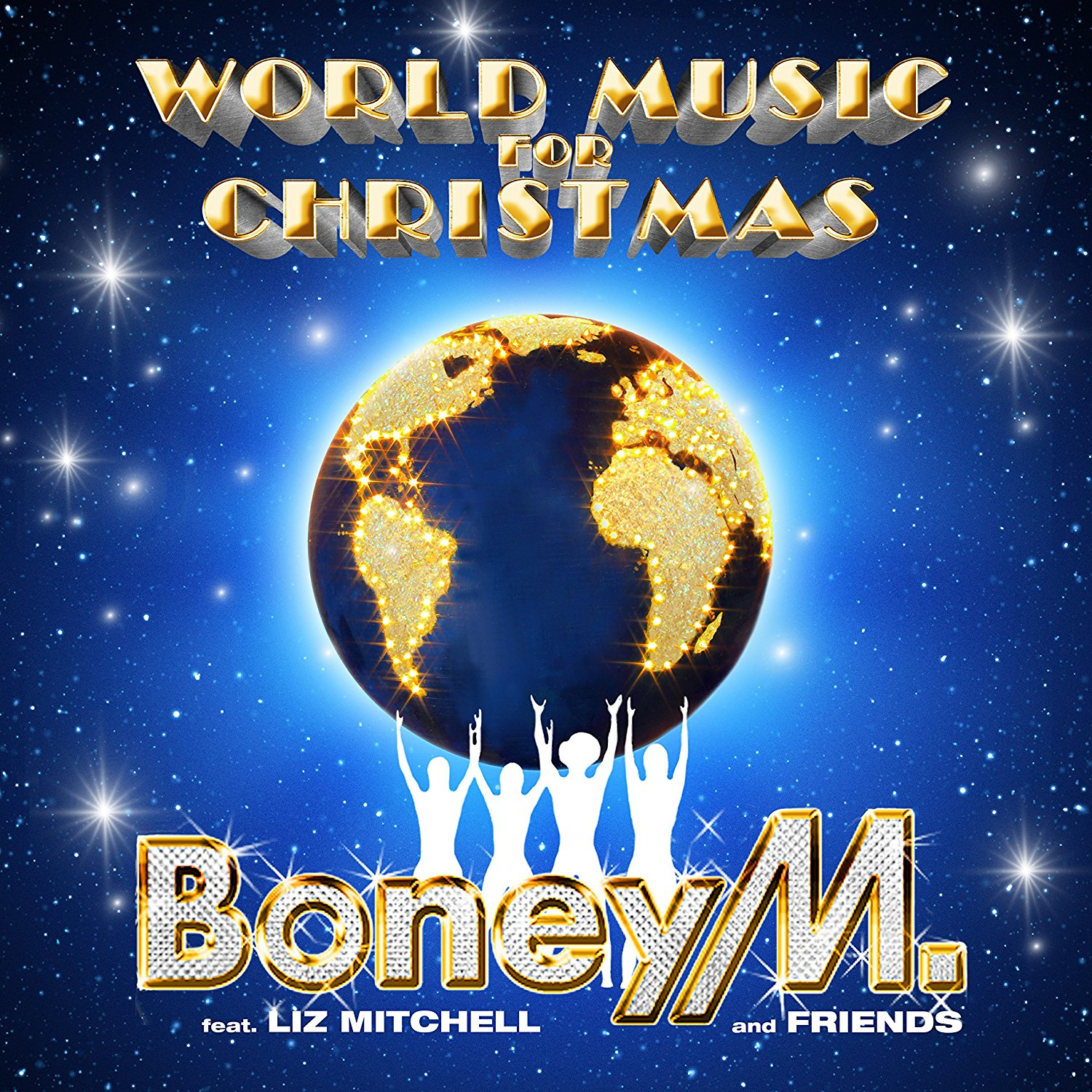 09/12/2017 Boney M. World Music For Christmas (iTines Chart) 1