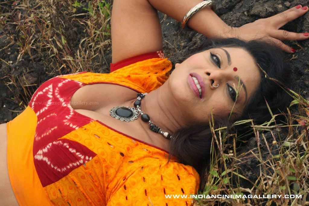 Sexy Hot Swathi Varma in Saree Download Free
