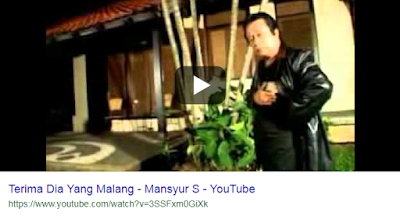 Download Lagu Mansyur S Dia Yang Malang Mp3