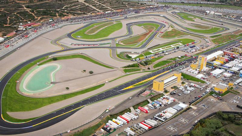 Seri Pamungkas MotoGP 2016 di Valencia 13 November 2016 Jam 20:00