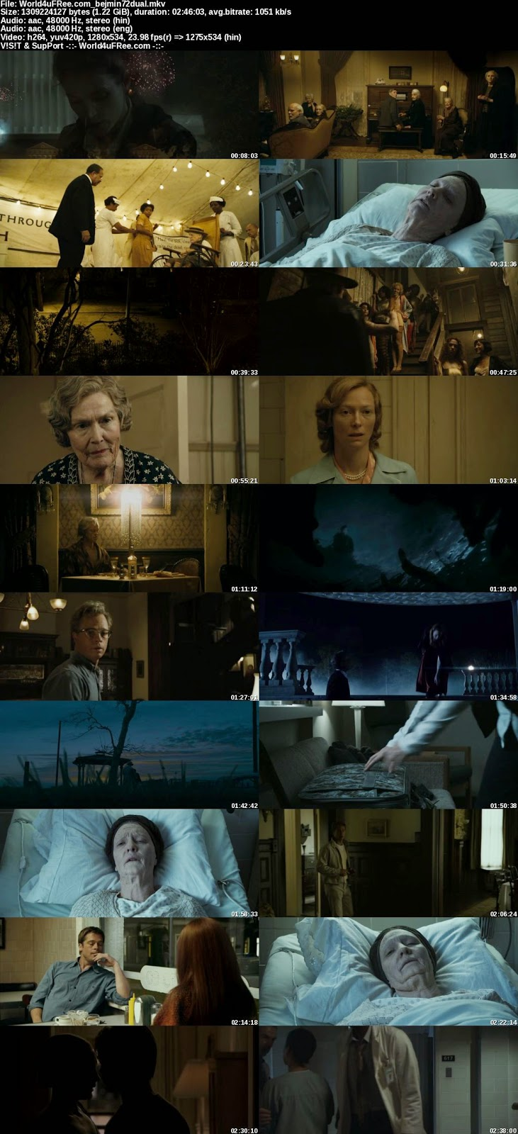 the curious case of benjamin button 720p hindi dubbed