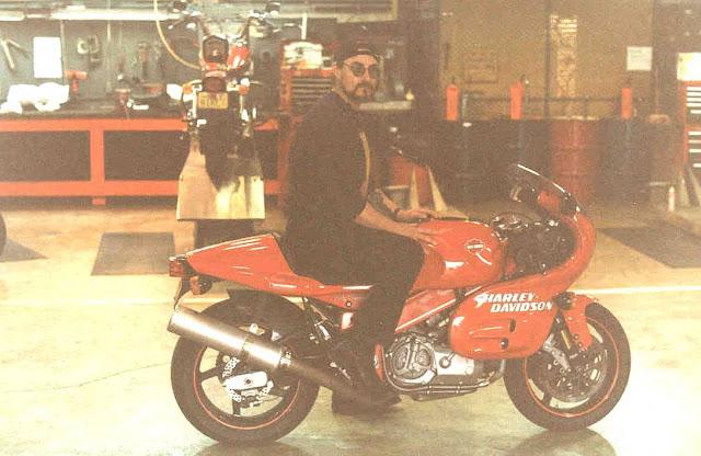 Harley-Davidson VR1000 Dusty Smitherman