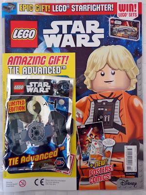 LEGO Star Wars Magazine Issue 22