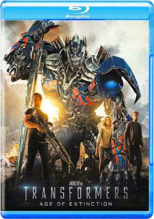 Transformers Age Of Extinction 2014 BRRip 1.2GB Hindi Dual Audio 720p