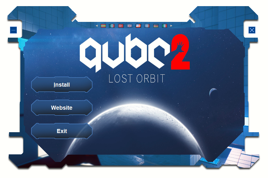 QUBE 2 Lost Orbit Full Repack