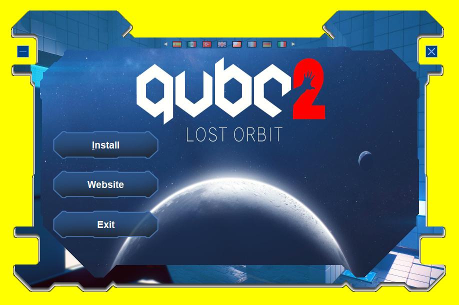 QUBE 2 Lost Orbit Full Repack
