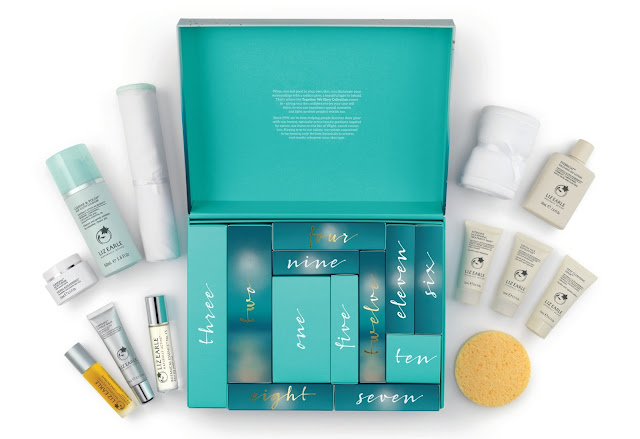 Liz Earle The 12 Days of Christmas Beauty Advent Calendar