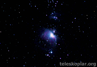 Orion skyquest xt8 nebula