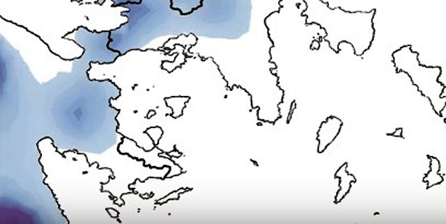 Η κακοκαιρία «Χιόνη» θα πλήξει και την Αργολίδα (βίντεο)